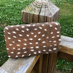 Hard Clutch/Wallet